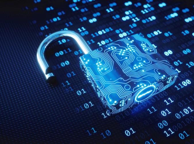 lock data security