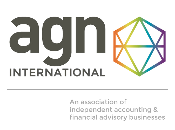 agn international logo
