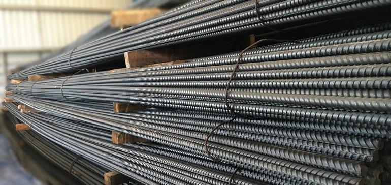 steel-rods